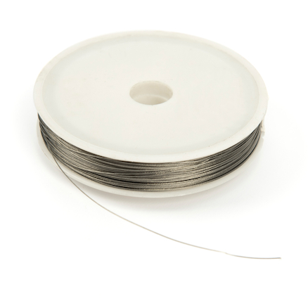 Clear Beading Wire 100m  large