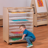 Playscapes Drying Rack With 10 Racks  small