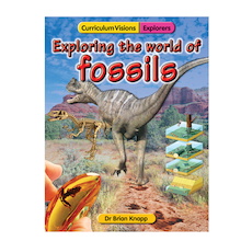 Exploring the World Of Fossils Book And CD  medium