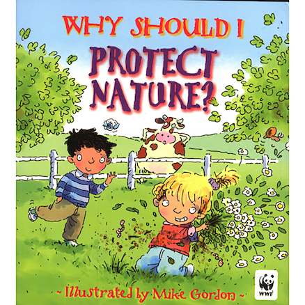 Why Should I Protect Nature? Book  large
