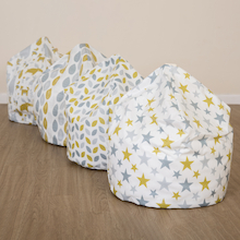 Geo Wipe Clean Small Beanbags  medium
