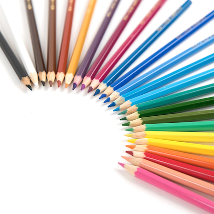Koh\-I\-Noor Colouring Pencils Assorted  large