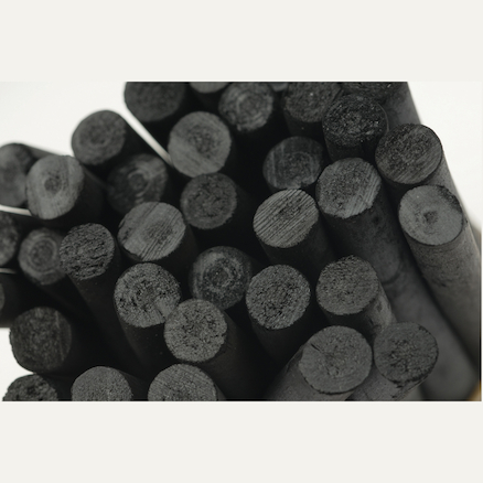 Willow Charcoal Sticks 25pk  large