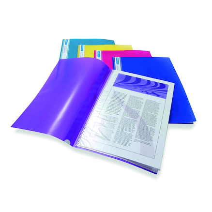A4 Project Display Folders  large
