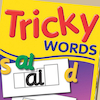 Tricky Word Magnets  small