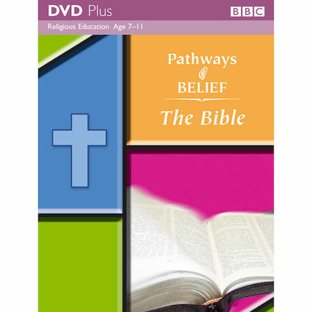 Exploring the Bible DVD and Teachers guide  large