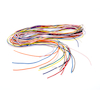 Assorted Coloured Elastic 2m 10pk  small