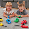 Rechargeable Remote Control Cars 4pk  small