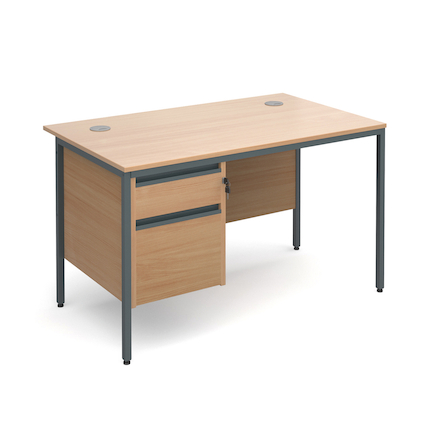 Maestro 18mm Two Drawer Desks  large