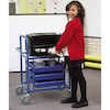 Oven Cooking and Storage Trolley  small