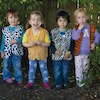 Toddler Role Play Dressing Up Gilets and Vests  small