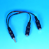 TTS Microphone, Headphone \x26 Splitter Pk  small