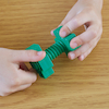 Jumbo Nut and Bolt Fidget  small
