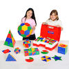 Polydron Plastic School Geometry Set 266pk  small