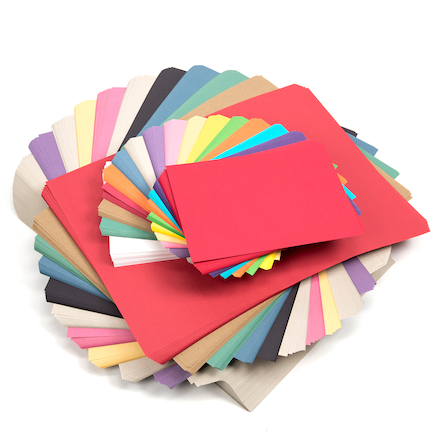 Assorted Basic Paper Pack 1200pk  large