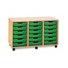 Pop Storage 18 Shallow Tray  small