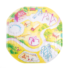 Active World Tuff Tray Playground Mat  medium