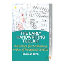 Early Handwriting Toolkit Book  medium
