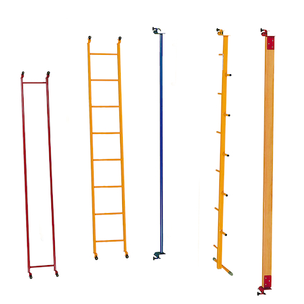 Fixed Wall Gym Ladder  large