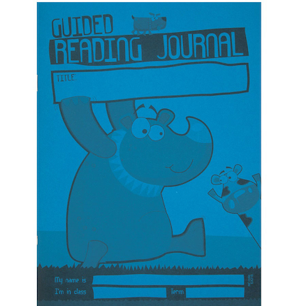 A5 Primary Guided Reading Journal 30pk  large