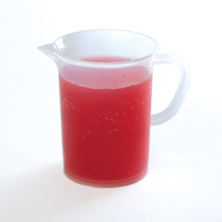 Plastic Measuring Jug 500ml  large