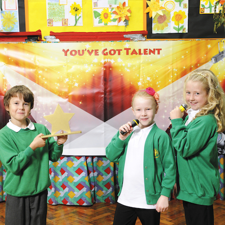 Youve Got Talent Backdrop  large