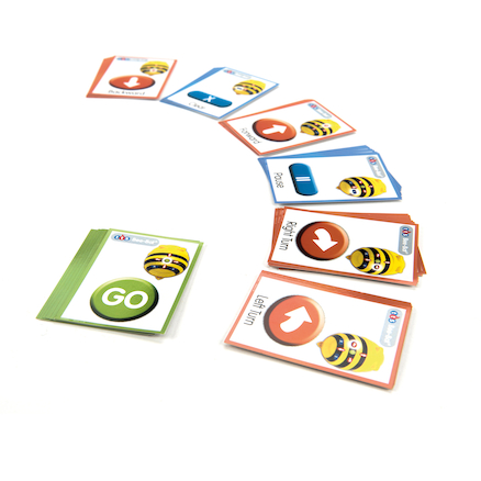 Bee\-Bot Sequence Cards \- Small  large