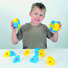 3D Magnetic Blocks Spheres and Cylinders  medium
