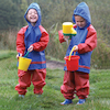 Outdoor Clothing Waterproof Jacket and Trousers  small