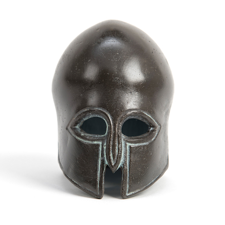 Spartan Helmet Resin Replica 12cm  large