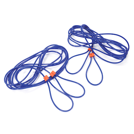 Double Dutch PVC Skipping Ropes 4.8m  large