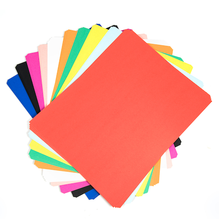 Assorted Poster Paper  large