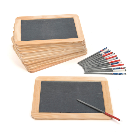 Chalk Slates and Pencils  large