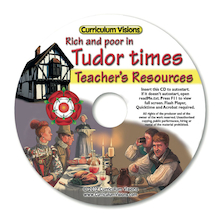 Tudor Times Teacher's Resource CD  medium