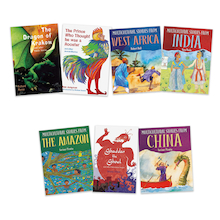 Tales From Different Cultures Books 7pk  medium