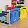 Train Room Divider Set  small