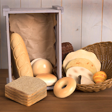 Role Play Bread Set  medium