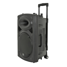 QR Series Portable Powered PA Unit QR12PA 12 Inch  medium