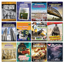 KS3 Accelerated Reader Level 5-6 Books 12pk  medium