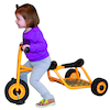 Rabo Mini Taxi Trike  small