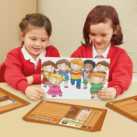 Fraction Action Activity Cards Buy all and Save  large