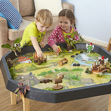 Active World Tuff Tray Enchanted World Mat  medium