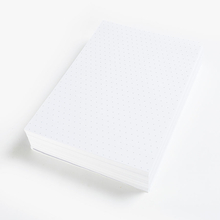 A4 Paper 10mm Dot Lattice Triangle 500 Sheets  medium