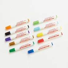 Assorted Flip Chart Markers 10pk  medium