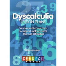 Dyscalculia Lesson Plans Books  medium