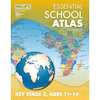 Philip\'s Essential Atlas UKS2 \/ KS3  small