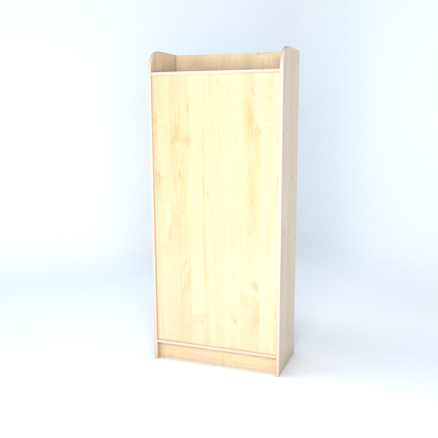 Library Blanking Unit In Maple  large