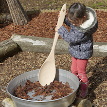 Giant Wooden Spoon  medium