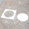 Playground Marking Stencils  small