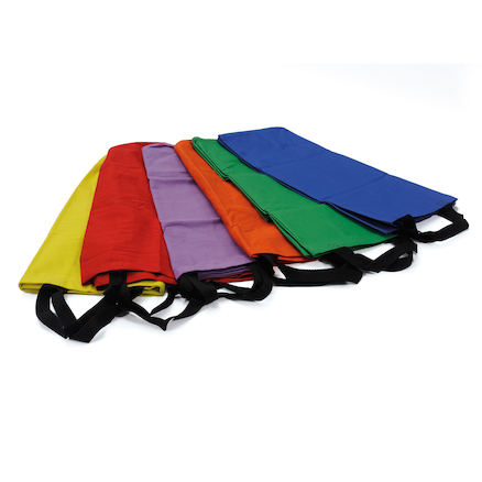 Jumping Sacks 6 colours 6pk  large